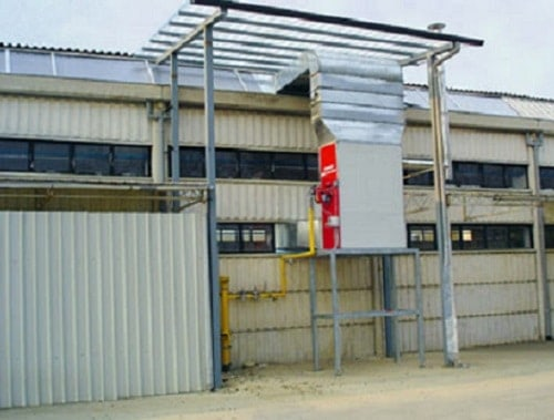 Industrial heater for sale