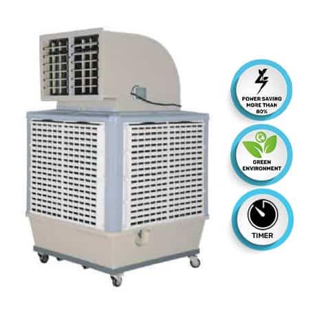 מצנן מים אוויר Asystem XK23S 23000 m³/h