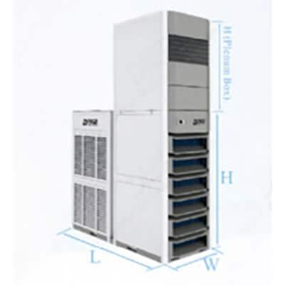 מזגן נייד תעשייתי DREZ DZ-NAC