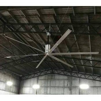 מאוורר תקרה תעשייתי סדרת Asystem KQ