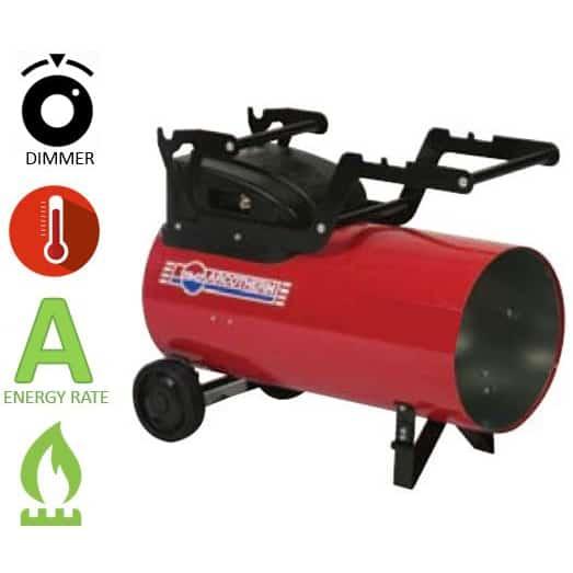 תנור אוויר חם גז Bm2 Arcotherm