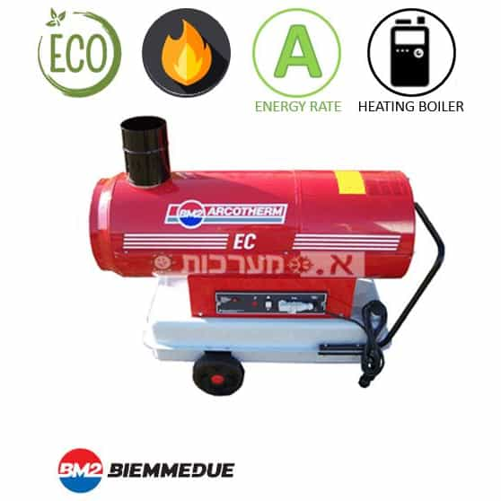 תנור אוויר חם סולר Biemmedue