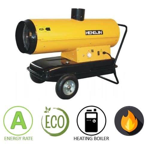 תנור אוויר חם סולר ארובה Proline I020Y