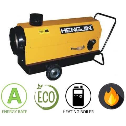 תנור אוויר חם סולר ארובה Proline I030F