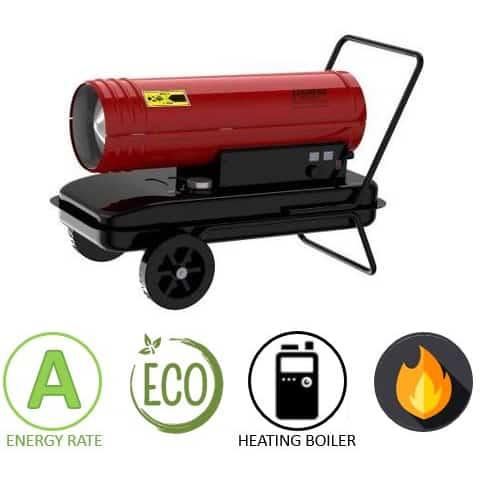 תנור אוויר חם סולר ארובה Proline Y030Y