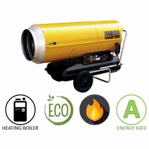 תנור אוויר חם סולר MASTER B230