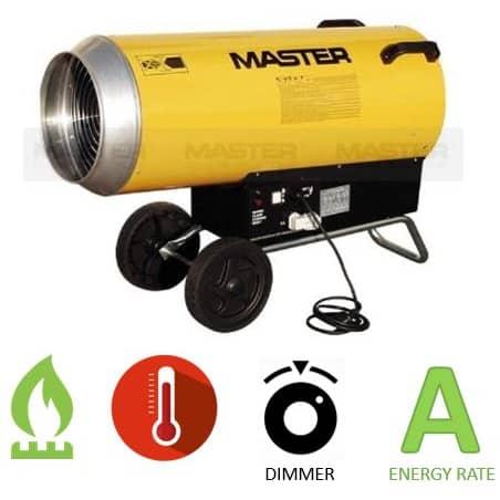 תנור אוויר חם גז MASTER BLP 103E