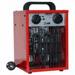 תנור חימום חשמלי נייד Munters RPL2FT