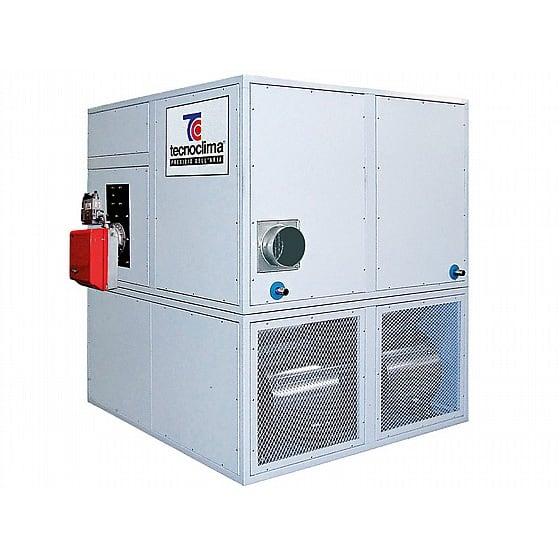 תנור אוויר חם תעשייתי Tecnoclima DOU-MO