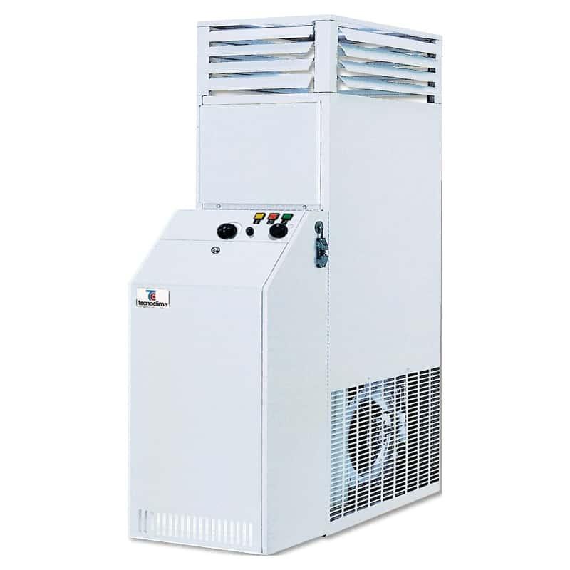 תנור אוויר חם תעשייתי Tecnoclima BA PLUS