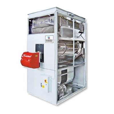 תנור אוויר חם תעשייתי Tecnoclima ENERGY
