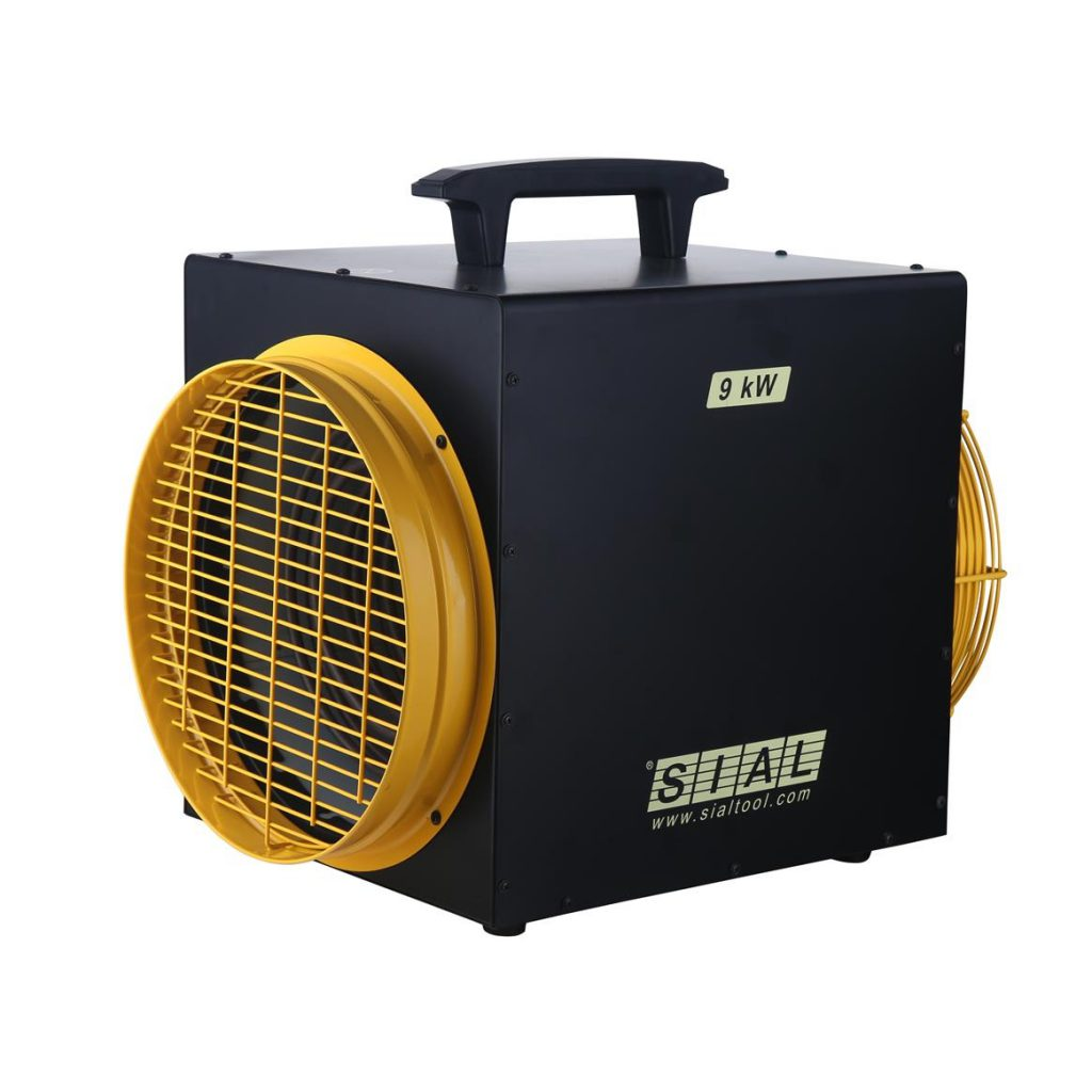 תנור אוויר חם חשמלי Sial D090FT