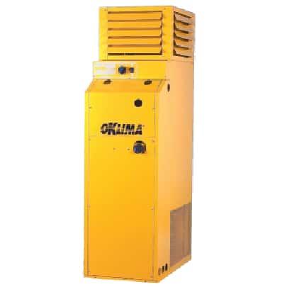 תנור אוויר חם תעשייתי Oklima SF