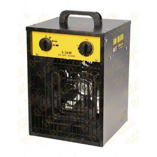 תנור אוויר חם חשמלי נייד BGE IFH01-33H