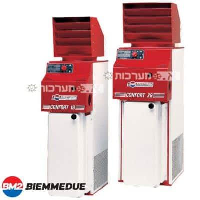 תנור אוויר חם תעשייתי Biemmedue Confort