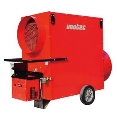 תנורי אוויר חם סולר תעשייתיים Unotec Helios