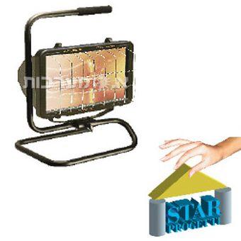 תנור חימום אינפרא אדום Star Floor Compact