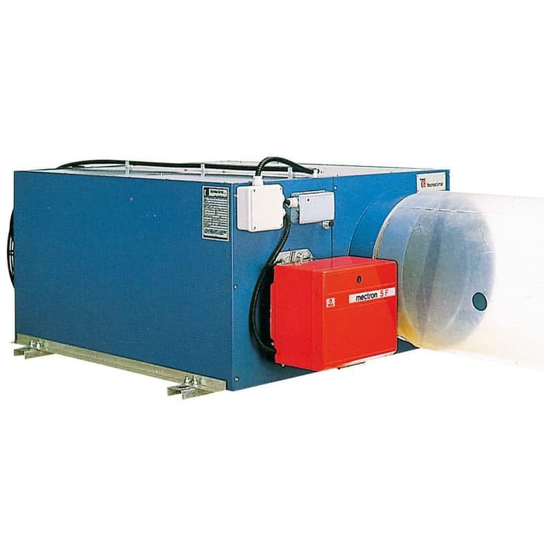 תנור אוויר חם תעשייתי Tecnoclima Agri-p