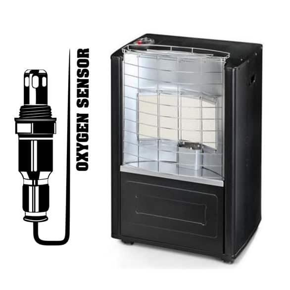 תנור חימום גז Asystem Style Gas Lpg Heater